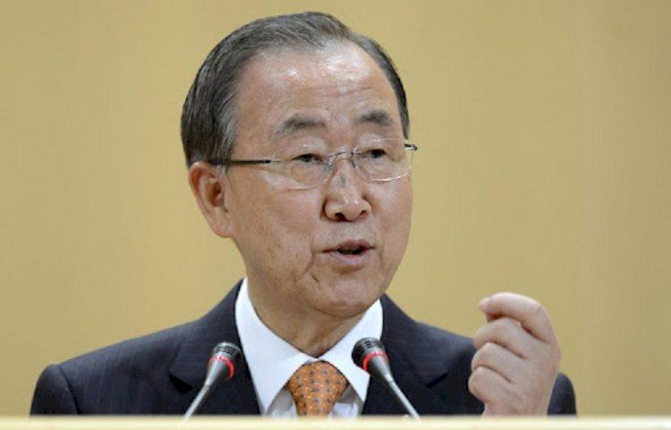 Пан Ги Мун переизбран председателем Комиссии МОК по этике