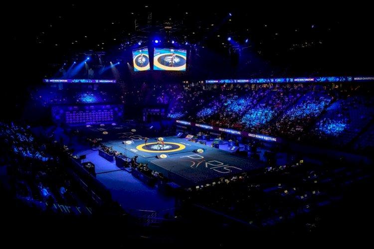 Казахстанский борец завоевал «серебро» юниорского чемпионата мира