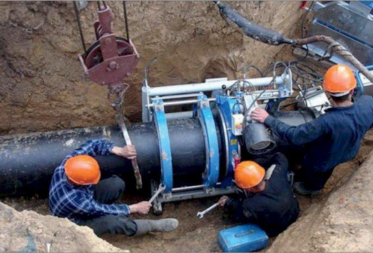 Новые сети водоснабжения улучшат качество жизни в Алатауском и Жетысуском районах