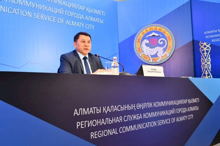 Жандарбек Бекшин уточнил, почему ужесточили карантин в Алматы