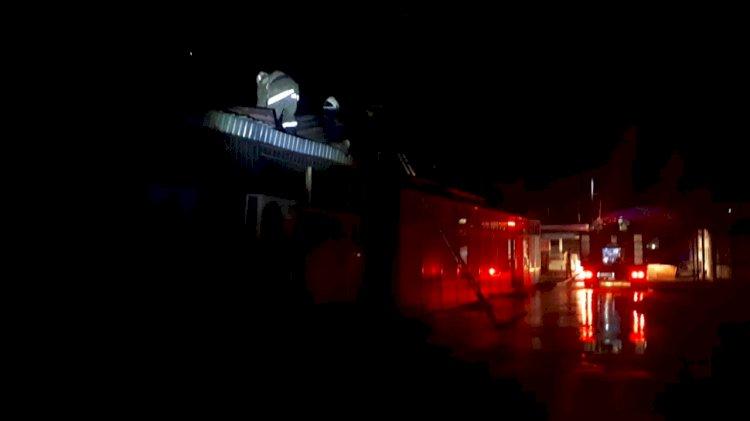Взрыв предотвратили пожарные на рынке «Барлык» в Алматы