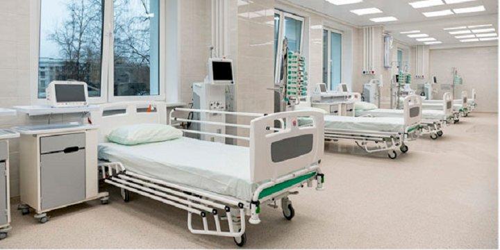 В Алматы развернуто 23 инфекционных стационара