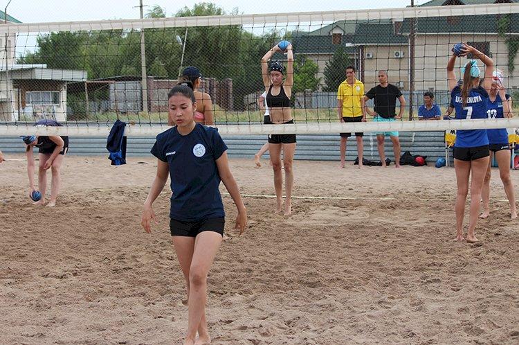 Волейбольный клуб «Алматы» приступил к первым учебно-тренировочным сборам