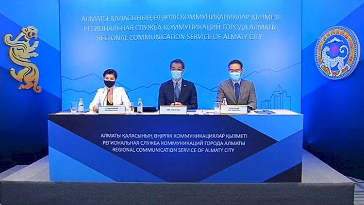 Алматы станет цифровым хабом в Центральной Азии