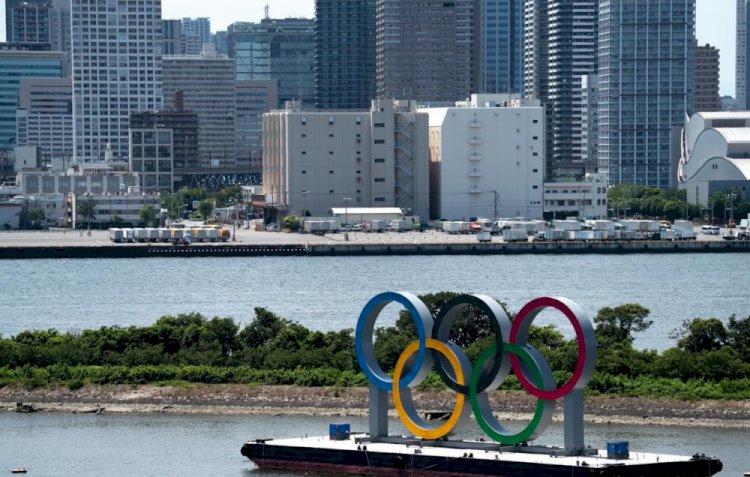 В Токио вторым рейсом из Казахстана прибыли олимпийцы