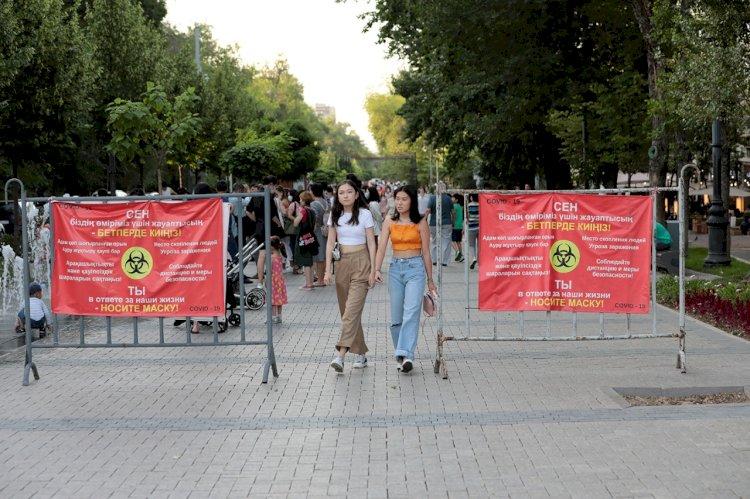 Суточная регистрация зараженных коронавирусом в Алматы превысила тысячу случаев