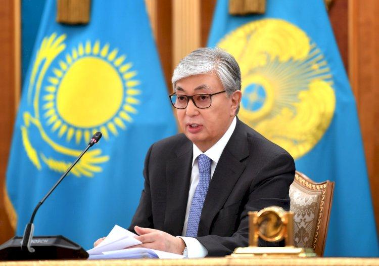 Касым-Жомарт Токаев заслушал отчет о текущей деятельности Ассамблеи народа Казахстана