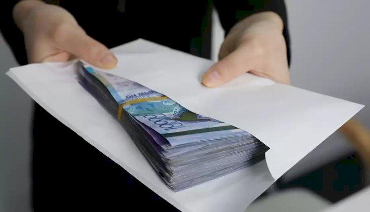 От 20 до 270 тыс. тенге получал глава отдела акимата Талдыкоргана от рестораторов