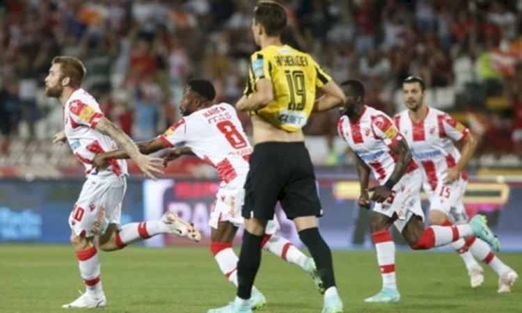 «Кайрат» проиграл сербской «Црвене Звезде» со счетом 0:5