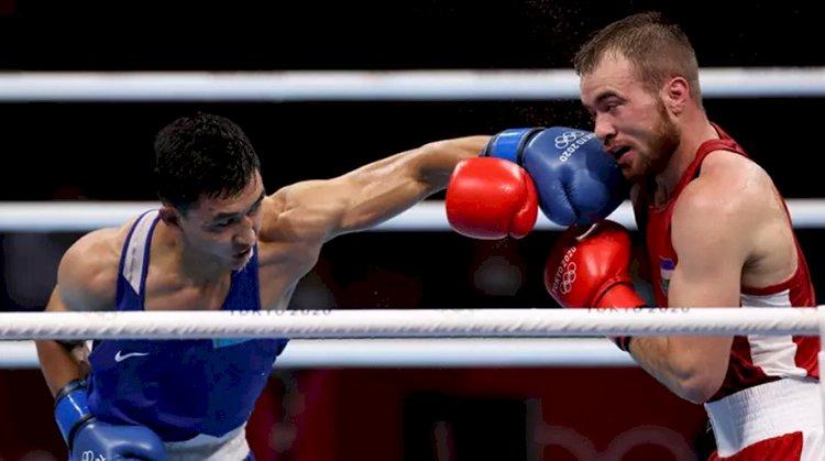 Борьбу за медали в боксе на Олимпиаде продолжают четверо казахстанцев