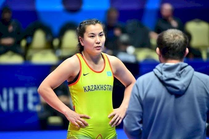 Стали известны имена соперников казахстанских борцов на ОИ-2020