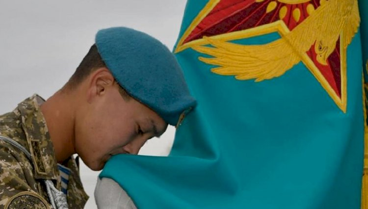 В ВС РК завершилось увольнение в запас солдат-срочников