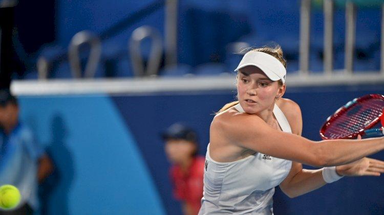 Теннисистка Рыбакина стала четвертой на Олимпийских играх в Токио