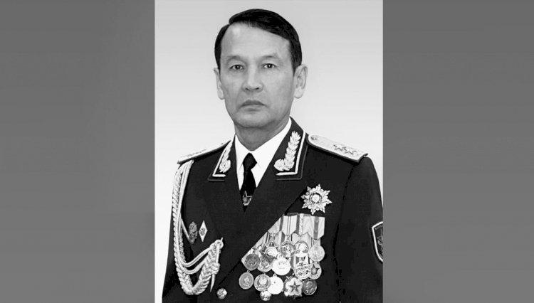 Ушел из жизни генерал-лейтенант в отставке Курбан Каражанов