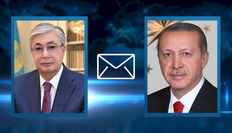 Касым-Жомарт Токаев выразил соболезнования Президенту Турции