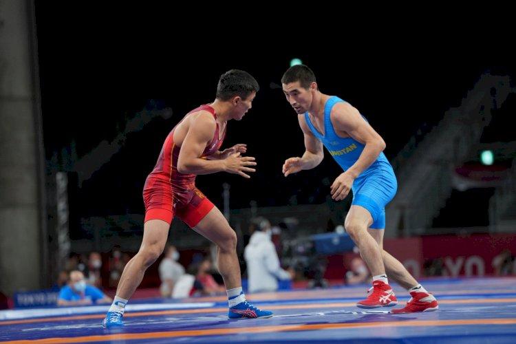 Выступление казахстанских борцов на ОИ-2020: шансы на медали сохраняются
