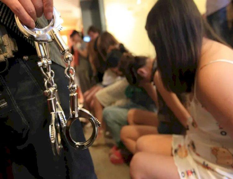 Акцию, посвященную борьбе с торговлей людьми, провели полицейские Алматинской области