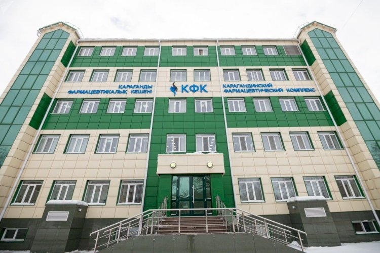 7 млн доз вакцины «Спутник V» произведет для Казахстана Карагандинский фармкомплекс