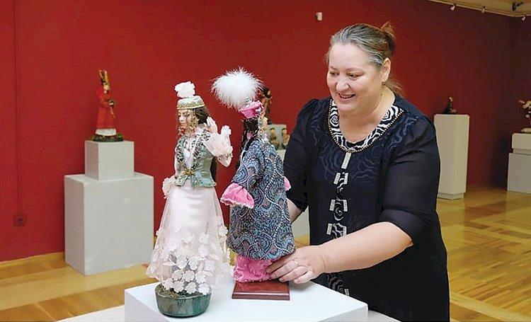 Кукольники Алматы стали основоположниками необычной международной выставки