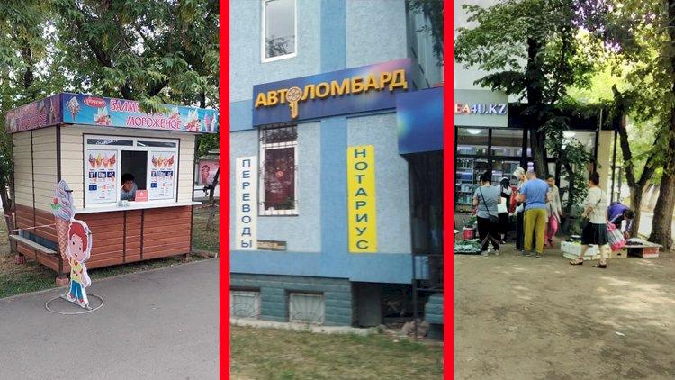 Дежурный по городу: Об уличной торговле и жилищных отношениях