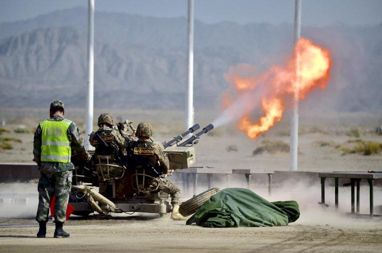 Казахстанская армия развивает компоненты двойного назначения