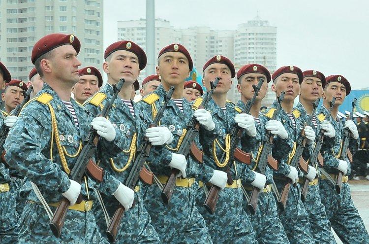 Беларусь пригласила казахстанский контингент для участия в учениях «Запад-2021»