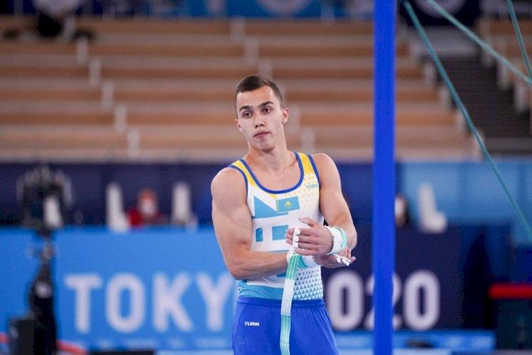 Гимнаст Милад Карими занял восьмое место на Олимпиаде