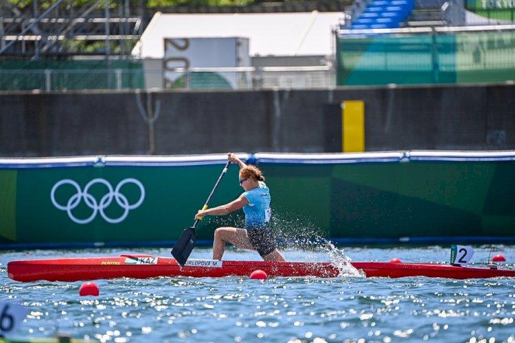 Казахстанская каноистка прошла в четвертьфинал Олимпиады