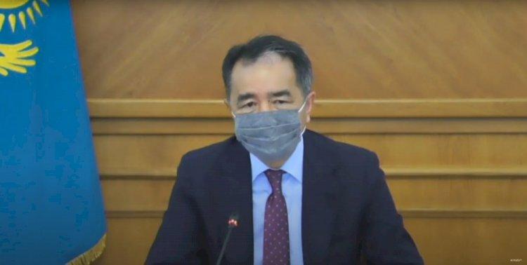 Бакытжан Сагинтаев примет участие в презентации проекта по развитию Алматы