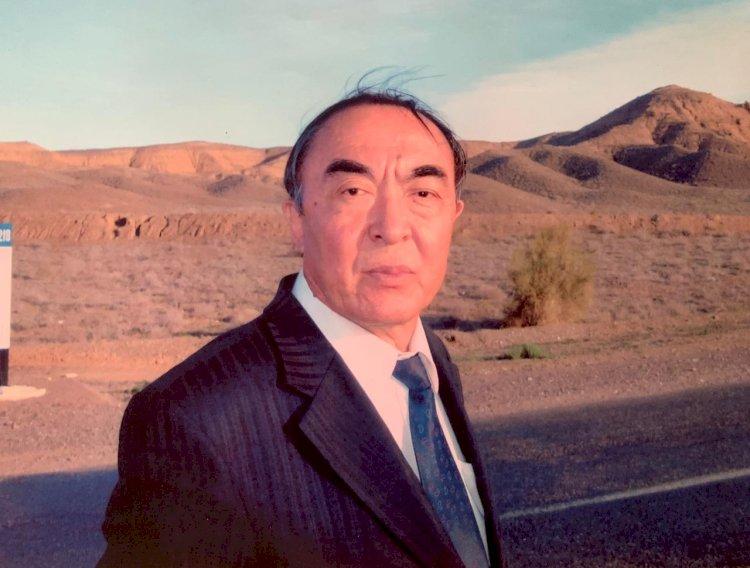 Ушел из жизни известный журналист и писатель Юлдаш Азаматов