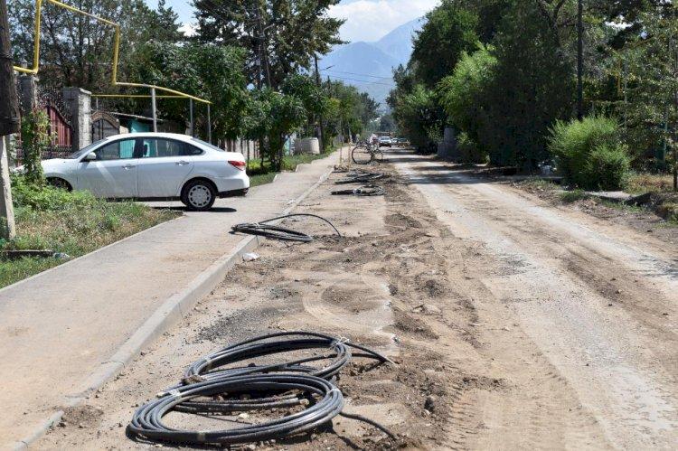 Жителей 8 микрорайонов Алматы подключат к новым сетям водопровода в этом году