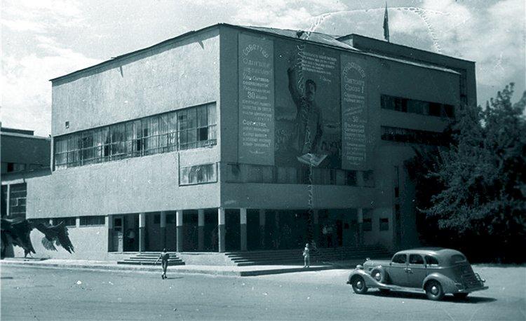 Историческому зданию Дома правительства исполняется 90 лет