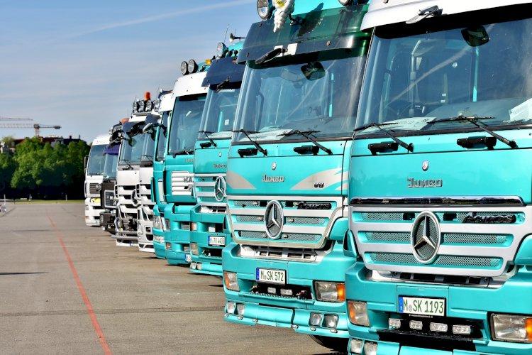 Количество застрявшего на границах Казахстана транспорта резко увеличилось