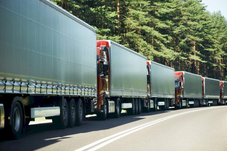 Уменьшается количество застрявшего на погранпереходах Казахстана транспорта