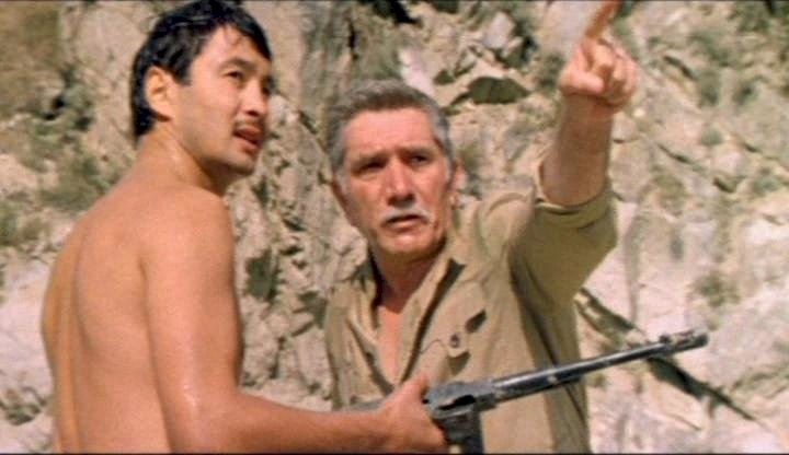 Снятый в Казахстане приключенческий фильм о королеве пиратов стал одним из лидеров советского проката в 1986 году
