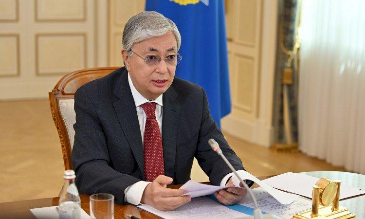 Токаев принял участие во внеочередной сессии Совета коллективной безопасности ОДКБ