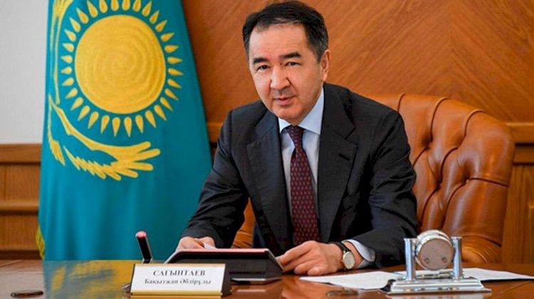 Бакытжан Сагинтаев предложил переименовать станцию метро «Достык»