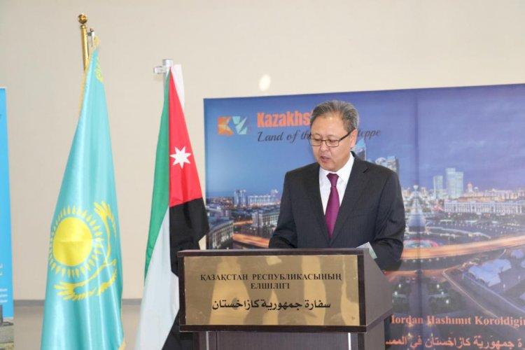 В Иордании открылась выставка, посвященная закрытию Семипалатинского полигона