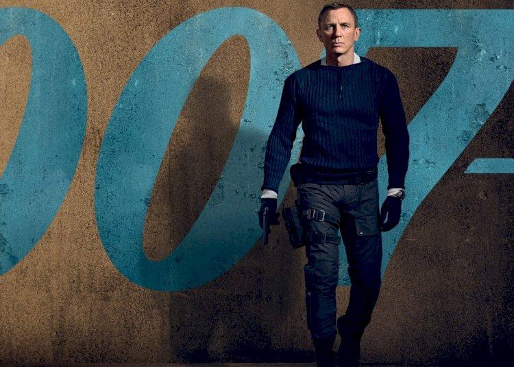 Бондиана: Вышел финальный трейлер нового фильма об агенте 007