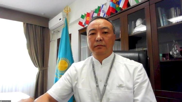 В кардиоцентре Алматы пролечено порядка 2000 больных КВИ и сердечными заболеваниями