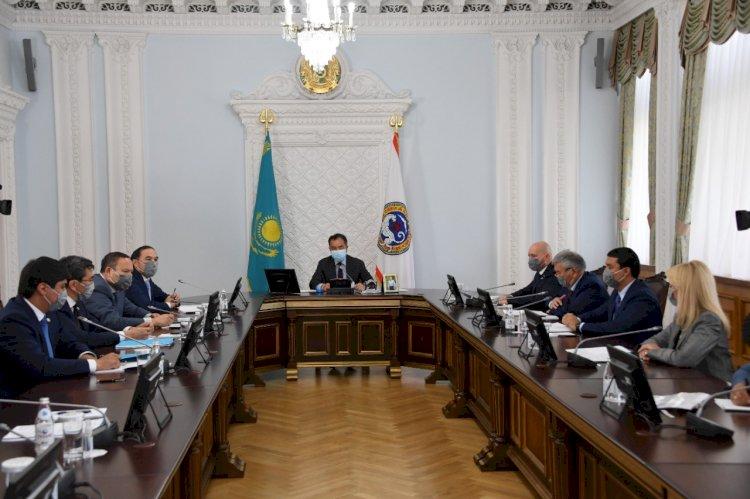 Бакытжан Сагинтаев сообщил о стабилизации эпидемиологической ситуации по КВИ в Алматы