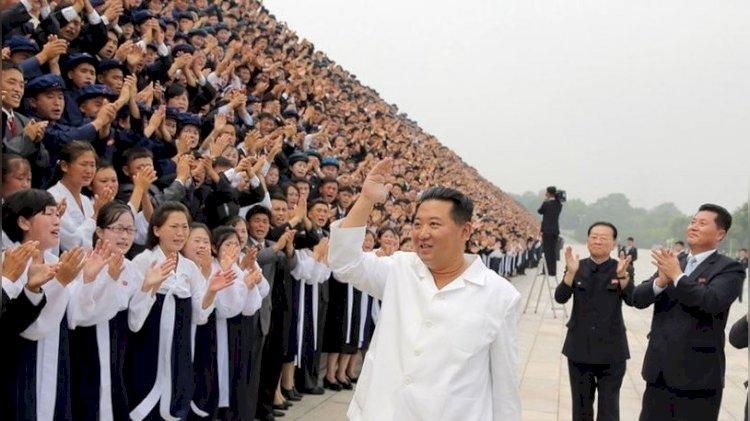 Диета от Кима: Глава КНДР похудел почти на полцентнера
