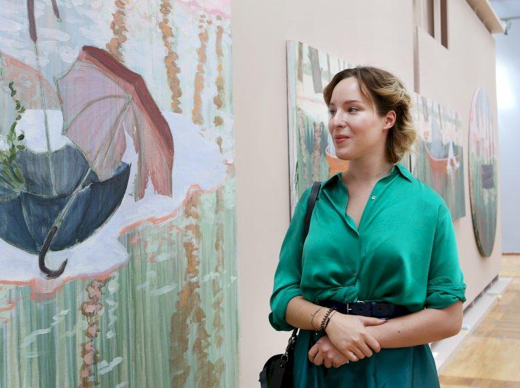 Лабиринт искусства: необычная выставка открылась в музее им. Кастеева