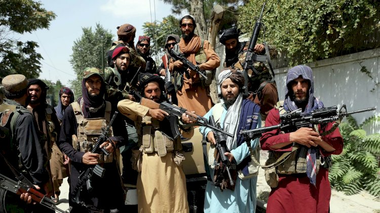 В Кабуле празднуют захват провинции Панджшер