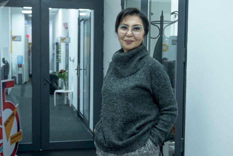 Исполнительницу роли Алии Молдагуловой наградили французским орденом