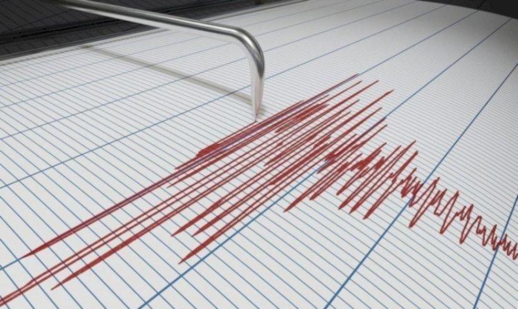 Землетрясение произошло в 627 км от Алматы