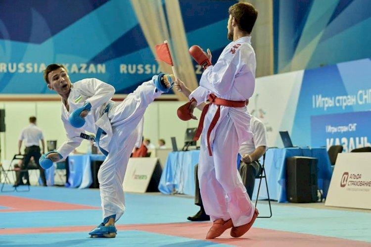 Казахстанские каратисты завоевали 6 золотых медалей на Играх стран СНГ