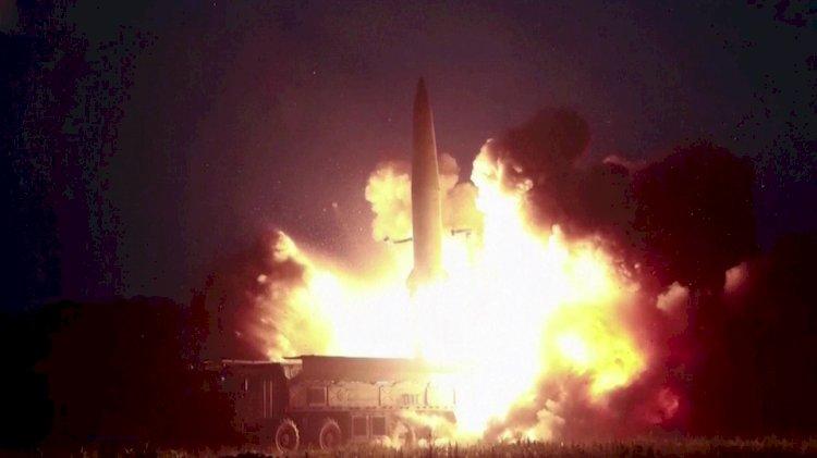 Северная Корея успешно испытала новую крылатую ракету