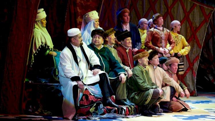КазНАТОБ имени Абая открывает 88-й театральный сезон