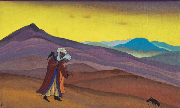 В Алматы открывается выставка работ легендарного художника